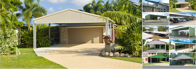 Brisbane carports cost for design and construction pro for Carport construction costs